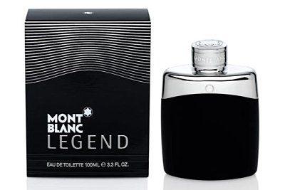 香水1986☆Mont Blanc Legend 萬寶龍傳奇經典男性淡香水 30ml