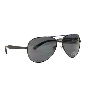 美國百分百【Tommy Hilfiger】太陽眼鏡 TH 墨鏡 配件 眼鏡 抗UV 飛行 黑色鏡框 灰色鏡片 F364