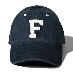 美國百分百【全新真品】Abercrombie & Fitch 帽子 AF 棒球帽 經典 麋鹿 深藍 Logo F439