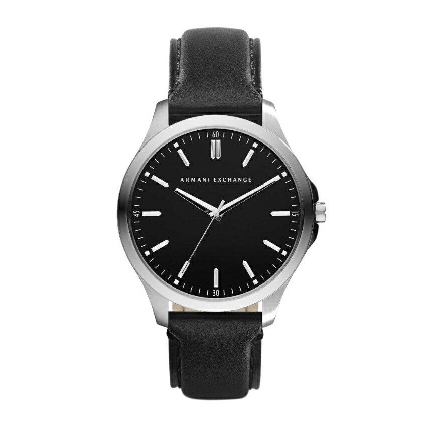 美國百分百【Armani Exchange】配件 AX 手錶 腕錶 金屬 大錶面 阿曼尼 不鏽鋼 真皮錶帶 F401