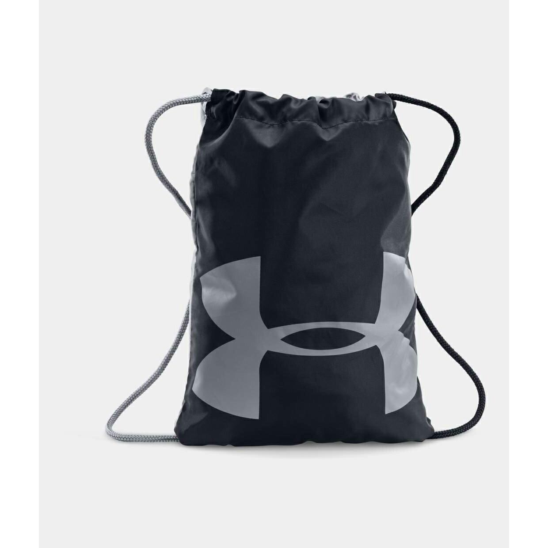 美國百分百【Under Armour】運動時尚 UA Ozsee 中性 背包 後背包 肩背包 輕便 耐磨 黑色 F647