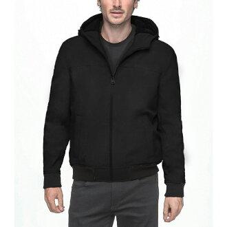 美國百分百【全新真品】Levis 外套 連帽 夾克 軟殼 長袖 刷毛 保暖 防寒 黑色 S號 F784
