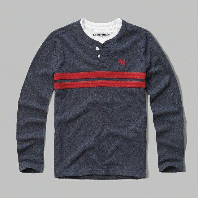 美國百分百~Abercrombie   Fitch~T恤 AF 長袖 T~shirt 麋鹿