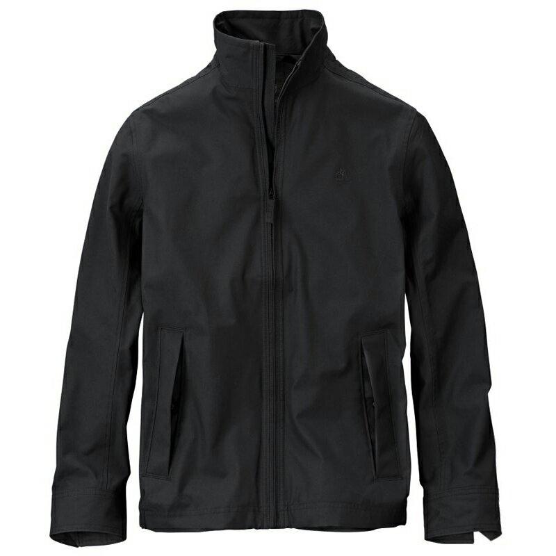 美國百分百【Timberland】 外套 立領 夾克 黑 防水 防風 機能 耐磨 戶外 S M XL XXL號 E267