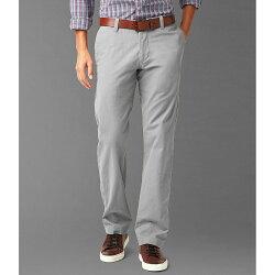 美國百分百【全新真品】DOCKERS 長褲 西裝褲 直筒褲 休閒褲 上班 合身 灰色 32腰 E319