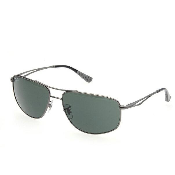 美國百分百【全新真品】雷朋 Rayban RB3490 太陽眼鏡 墨鏡 Aviator 飛行員 重機 騎士 運動 單車