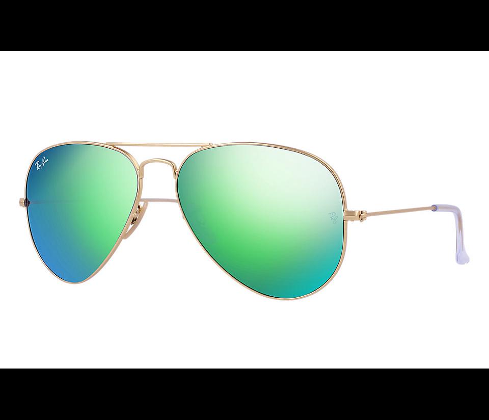 美國百分百【全新真品】雷朋 Rayban RB3025 太陽眼鏡 墨鏡 Aviator 飛行員 水銀 騎士 112/19