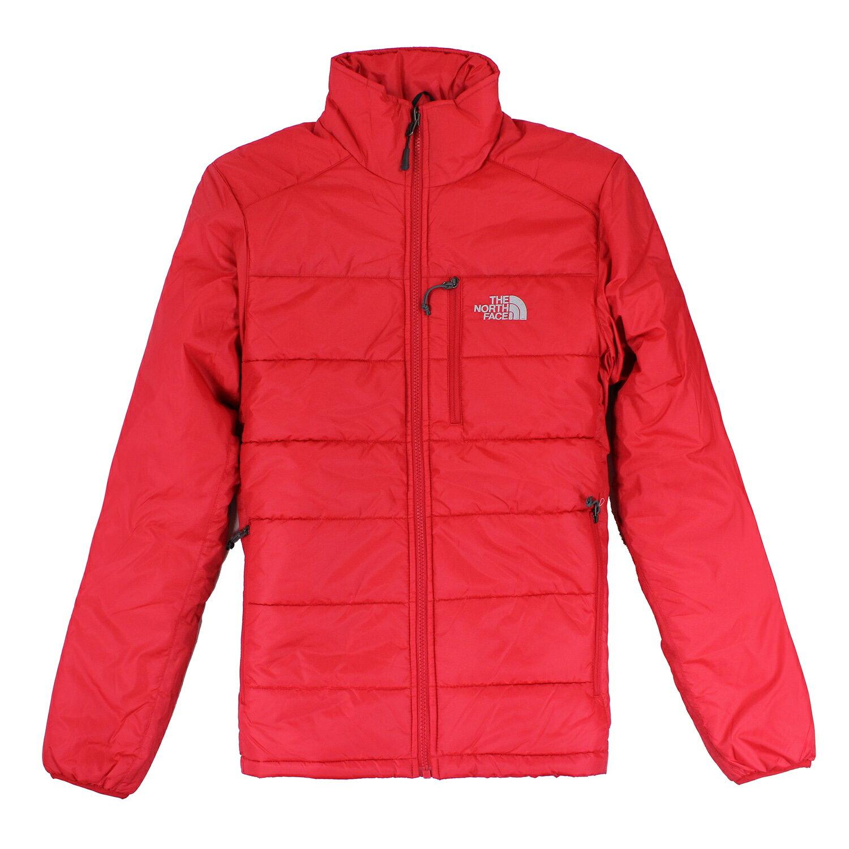 美國百分百【全新真品】The North Face 外套 TNF 北臉 防寒 保暖 多功能 防風 防水 紅 S E413