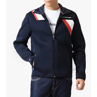 美國百分百【全新真品】Puma BMW Motorsport 男衣 外套 賽車 夾克 絕版款 深藍 M號 E417