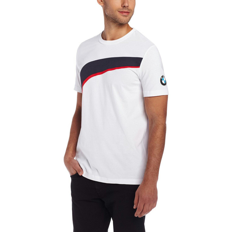 美國百分百【全新真品】Puma BMW Motorsport T恤 T-shit 短袖 車隊 白 S XL E610