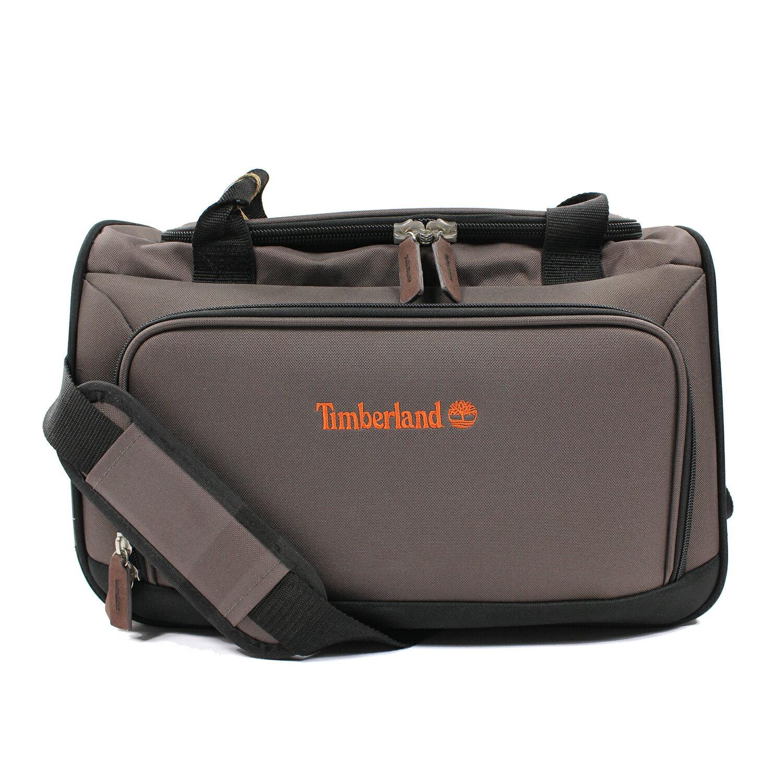 美國百分百【全新真品】Timberland 旅行袋 男包 淺咖啡 書包 運動包 側背包 手提袋 相機包 3C包 E766