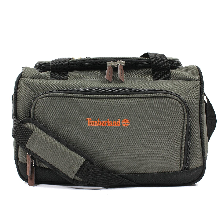 美國百分百【全新真品】Timberland 旅行袋 男包 橄欖綠 書包 運動包 側背包 手提袋 相機包 3C包 E766