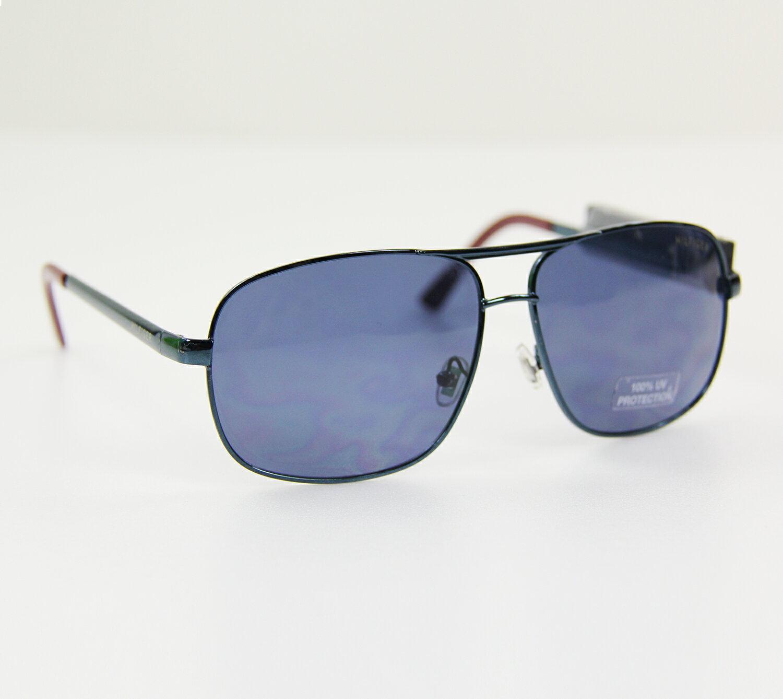 美國百分百【Tommy Hilfiger】太陽眼鏡 TH 墨鏡 配件 眼鏡 抗UV 藍色鏡框 灰藍鏡片 F059