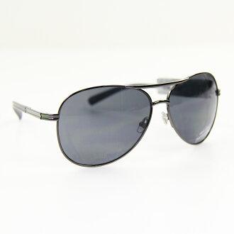美國百分百【Tommy Hilfiger】太陽眼鏡 TH 墨鏡 配件 眼鏡 抗UV 飛行 銀色鏡框 灰色鏡片 F060