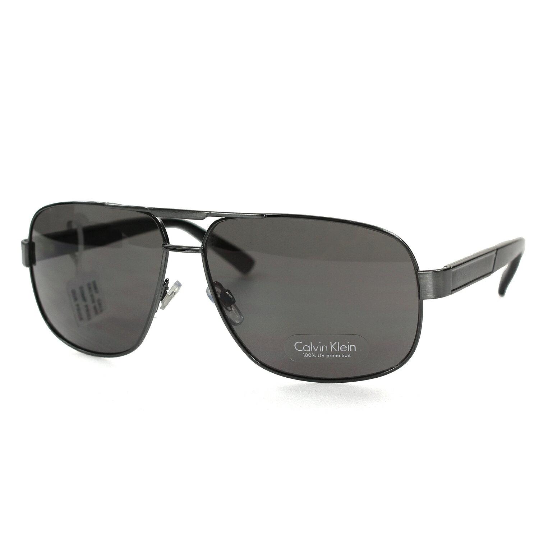 美國百分百【全新真品】Calvin Klein 太陽眼鏡 CK 墨鏡 配件 眼鏡 髮絲銀 抗UV 重機 騎士 F061