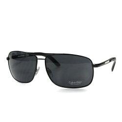 美國百分百【全新真品】Calvin Klein 太陽眼鏡 CK 墨鏡 配件 眼鏡 抗UV 騎士 黑灰 F064