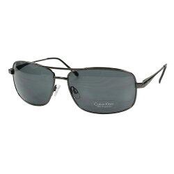 美國百分百【全新真品】Calvin Klein 太陽眼鏡 CK 墨鏡 配件 眼鏡 抗UV 騎士 銀灰 F066