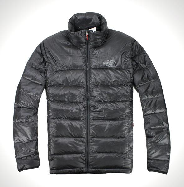 美國百分百【全新真品】The North Face 600 fill 鵝絨 外套 保暖夾克 羽絨 鐵灰 輕量 免運 XL XXL