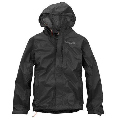 美國百分百【全新真品】Timberland 男 黑色 外套 夾克 連帽外套 立領 防風 防水 免運 S M 號