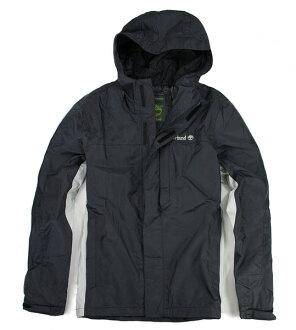 美國百分百【全新真品】Timberland waterproof 100% 防水 秋冬 黑灰 運動 擋風 外套 登山 夾克