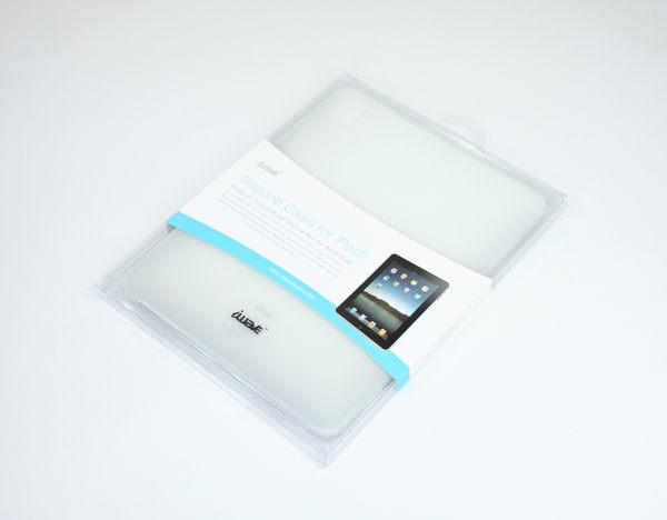美國百分百【全新真品】蘋果 APPLE iPad 16g 32g 64g 保護套 果凍套 白色 美國代購 預購 直送