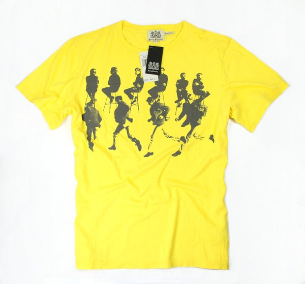 美國百分百【全新真品】Juicy Couture 藝術 安迪沃荷 時尚大師 設計T 短袖 T恤 T-shirt