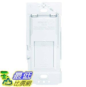 [8美國直購] 牆板支架 Lutron Caseta Wireless Wallplate Bracket for Pico Remote, PICO-WBX-ADAPT B00JZRAFEA