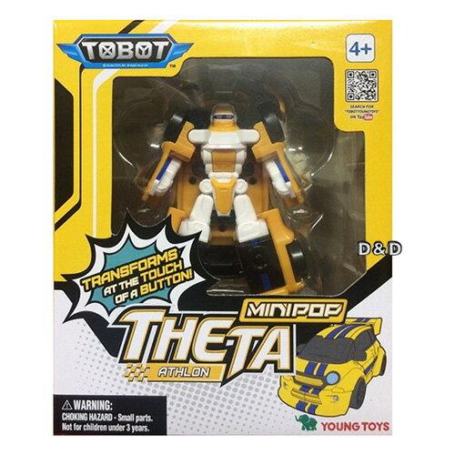 《 TOBOT 》機器戰士迷你 - THETA
