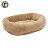 BOWSERS甜甜圈極適寵物床-米白燈芯絨-L - 限時優惠好康折扣