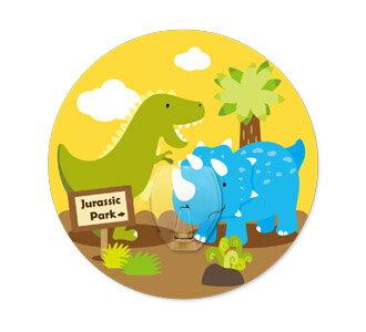 【2EASY】可愛動物系列 單掛鉤-可愛侏儸紀SCH01011106
