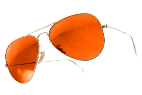 Ray Ban 雷朋 水銀鍍膜 霧金 太陽眼鏡 RB3025 3