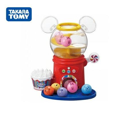 【本月特價$1999】日本【TAKARA TOMY】Disney迪士尼-米奇顏色球球轉轉樂 0