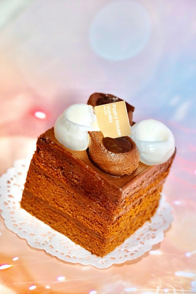 【1入/6入】魔鬼巧克力★64%古典巧克力蛋糕★香醇濃郁★巧克力控大推