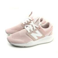 New Balance 美國慢跑鞋/跑步鞋推薦NEW BALANCE 247系列 運動鞋 復古鞋 女鞋 粉紅 窄楦 WS247UI-B no476