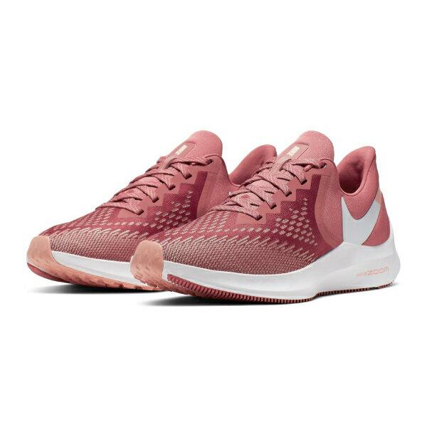 NIKE Air Zoom Winflo 6 女款 慢跑鞋 雙氣墊 馬拉松 運動鞋 C1@(8228800)Lucky Shop