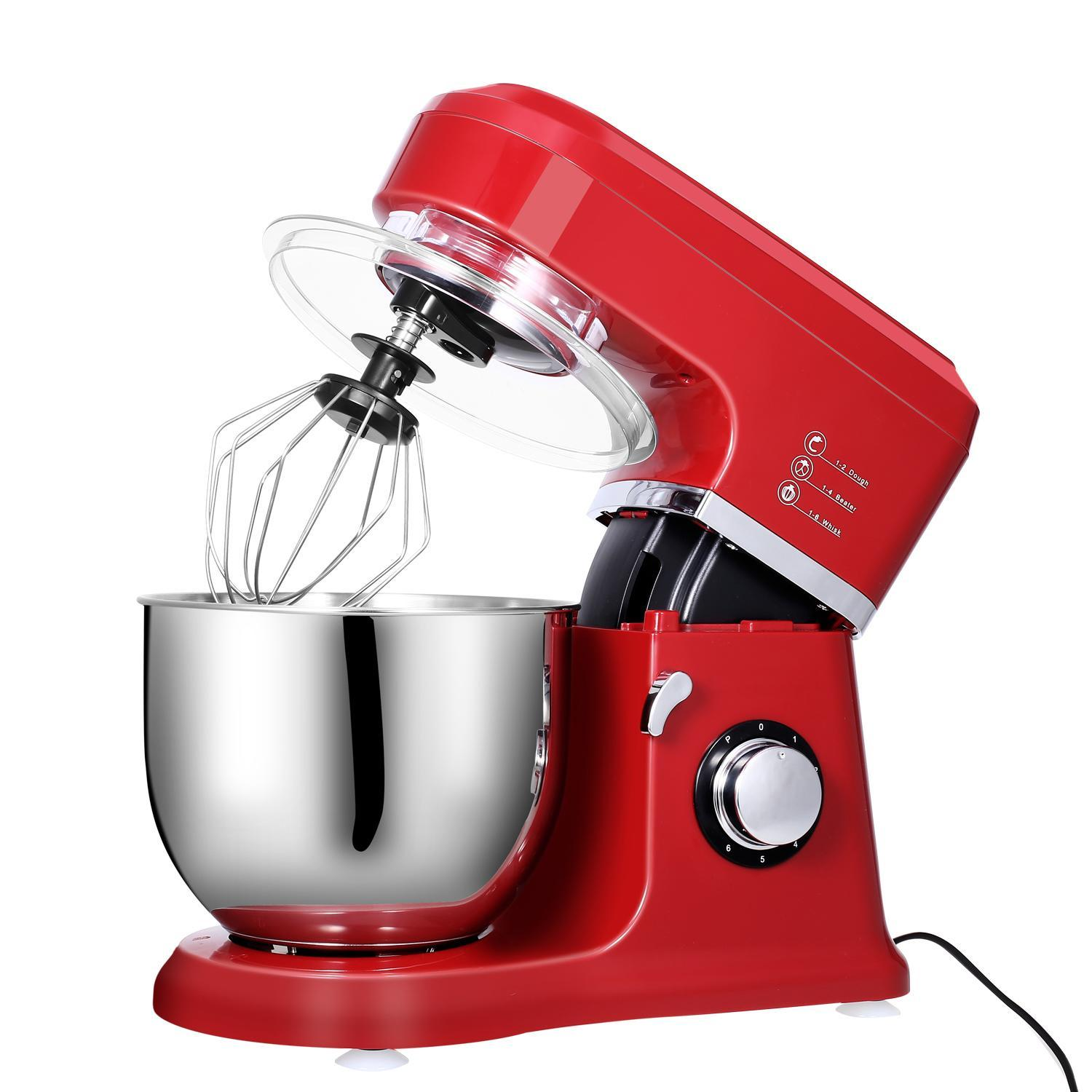 6 Speed 5L 800W Kitchen Douch/ Beater/ Whisk 5