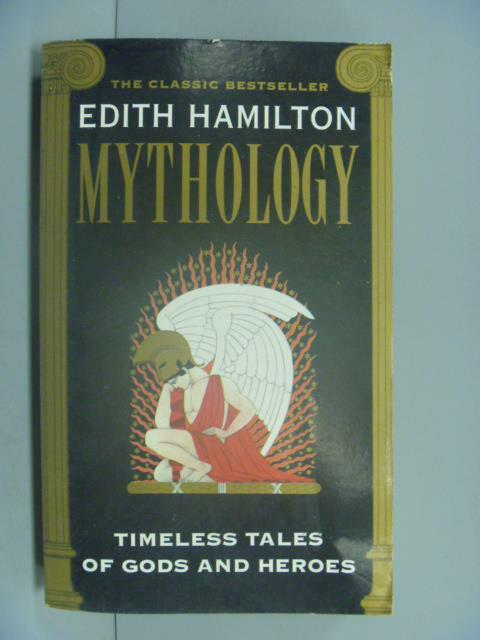 ~書寶 書T1/宗教_GAD~Mythology: Timeless Tales of G