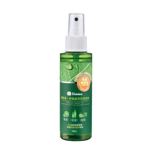 【奇買親子購物網】小獅王辛巴simba綠活系奶瓶蔬果洗潔噴霧