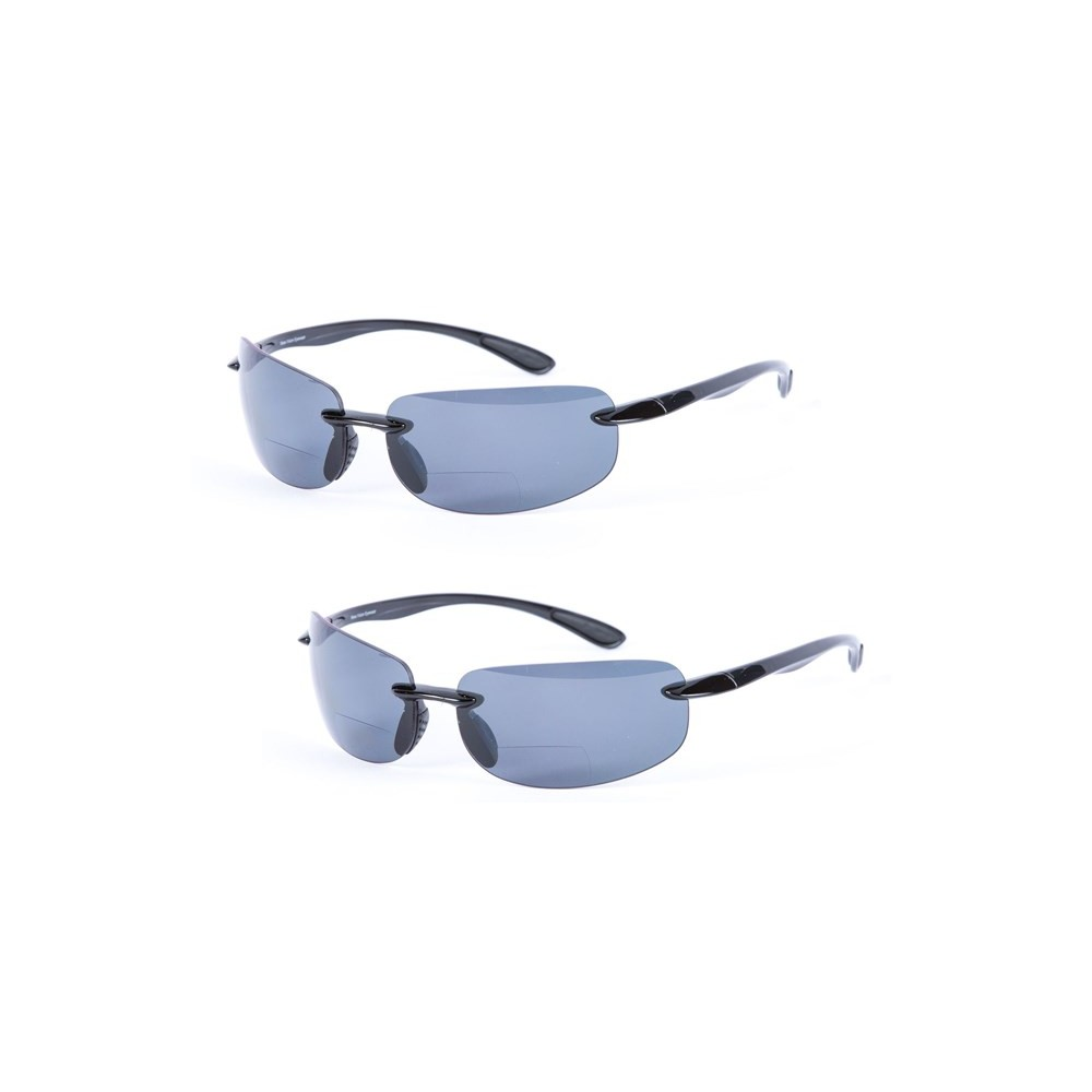 Lovin Maui Polarized Bifocal Sunglasses Outdoor Sun Readers for Men and Women