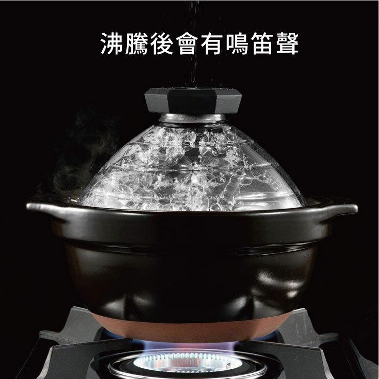 HARIO 2020新款 萬古燒飯釜/GNR-200B 2