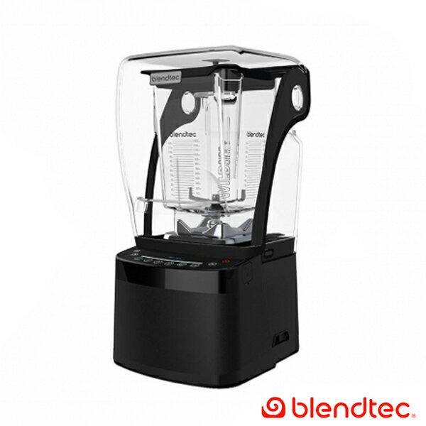 【美國Blendtec】高效能食物調理機專業800系列-尊爵黑PROFESSIONAL800