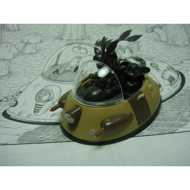【預購】日本進口金證 萬代 牛魔王的車 BANDAI MECHACOLLE 七龍珠 第二卷 vol.2【星野日本玩具】 2