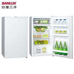 SANLUX 台灣三洋 SR-B97A5 冰箱 97公升 單門 台灣製
