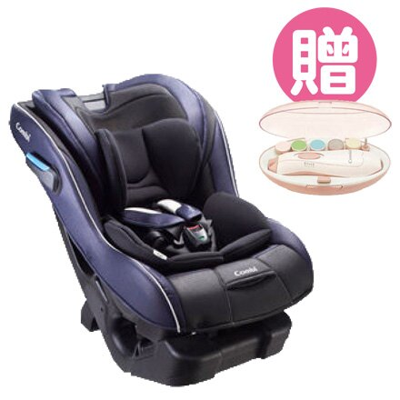 Combi 康貝 New Prim Long EG 汽車安全座椅-普魯士藍【贈電動磨甲機x1】【悅兒園婦幼生活館】
