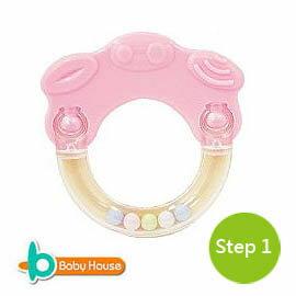 [ Baby House ] 韓國進口搖鈴玩具(搖鈴固齒器) – Step 1【愛兒房生活館】