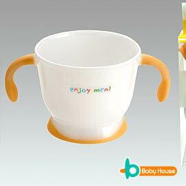 ^~ Baby House ^~ Richell EM 寶寶學習雙手用水杯~愛兒房 館~