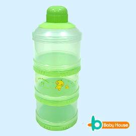 [ Baby House ] 三層粉盒(台灣製造)  無環境賀爾蒙激素【愛兒房生活館】