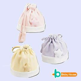 [ Baby House ] 星星造型嬰兒帽【愛兒房生活館】