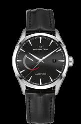 Hamilton 漢米爾頓 Jazzmaster Power Reserve系列機械腕錶 H32635731 黑 42mm