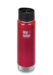 ├登山樂┤美國KleanKanteen新款寬口不銹鋼保溫瓶20oz592ml#K20VWPCC-RP彩椒紅
